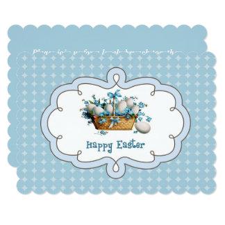Vintage design Custom Easter Brunch Invitations