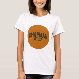 Vintage Design Orange - Chapman Bass Fishing T-Shirt