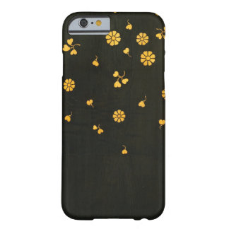 Vintage Detail of Flowers Falling Barely There iPhone 6 Case
