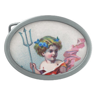 Vintage Devil Child Belt Buckle