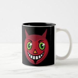 Vintage Devil Mug