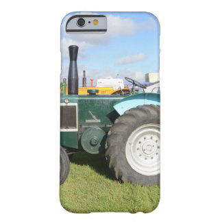 Vintage Diesel Tractor Barely There iPhone 6 Case