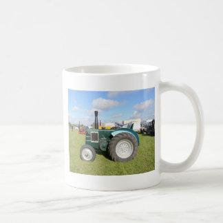 Vintage Diesel Tractor Coffee Mug