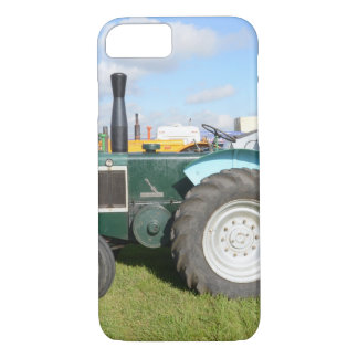Vintage Diesel Tractor iPhone 7 Case