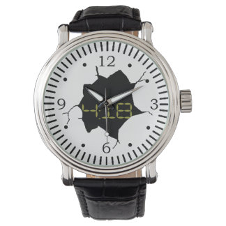 Vintage Digital Look Wrist Watch