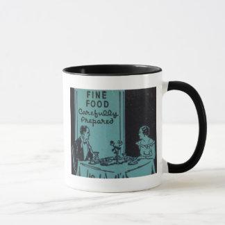 Vintage diner cup