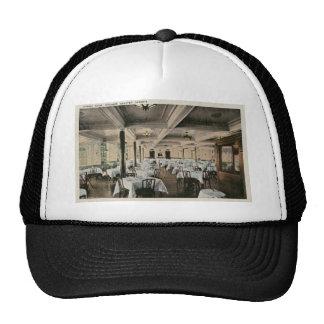 Vintage Dining Room Greater Detroit Steamship Trucker Hat