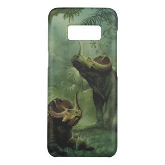 Vintage Dinosaurs, Centrosaurus in the Jungle Case-Mate Samsung Galaxy S8 Case