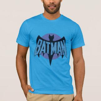 Vintage Distressed Bat Symbol T-Shirt