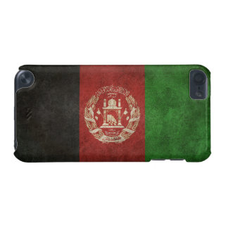 Vintage Distressed Flag of Afghanistan iPod Touch 5G Case