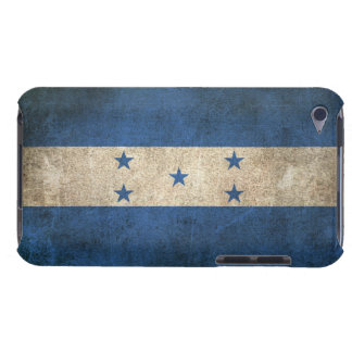 Vintage Distressed Flag of Honduras Barely There iPod Case
