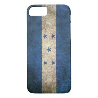 Vintage Distressed Flag of Honduras iPhone 7 Case