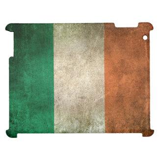 Vintage Distressed Flag of Ireland iPad Covers