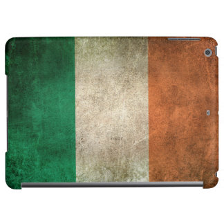 Vintage Distressed Flag of Ireland Cover For iPad Air