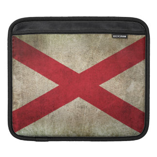 Vintage Distressed Flag of Northern Ireland Sleeve For iPads