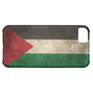 Vintage Distressed Flag of Palestine iPhone 5C Cover