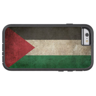 Vintage Distressed Flag of Palestine Tough Xtreme iPhone 6 Case