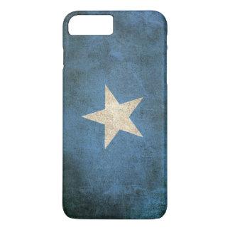 Vintage Distressed Flag of Somalia iPhone 7 Plus Case