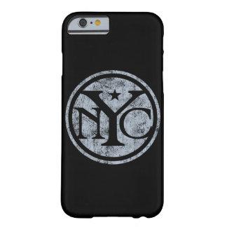 Vintage Distressed NYC Logo iPhone 6 Case