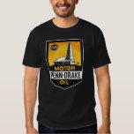 Vintage distressed Penn Drake Motor Oil sign T Shirts