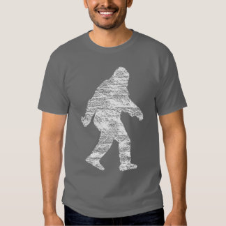Vintage Distressed Sasquatch/Bigfoot T-shirt