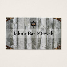 Vintage Distressed World Travel Place Cards at Zazzle