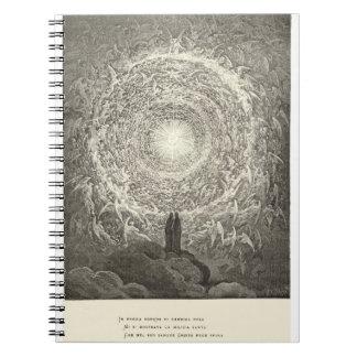 Vintage Divine Comedy Notebook