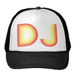 vintage DJ Gorro