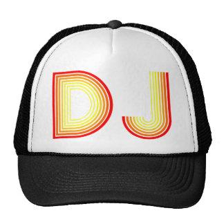 Gorras con diseños de dj en Zazzle