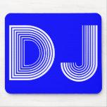 vintage DJ Mouse Pads