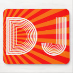 vintage DJ Mousepads