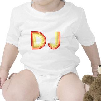 vintage DJ Traje De Bebé