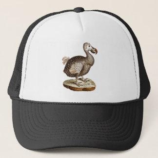 Vintage Dodo Bird Retro Dodos Birds 1700s Trucker Hat