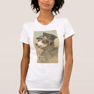 Vintage Dog Chauffer Tshirts