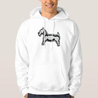 Vintage Dog Hoody