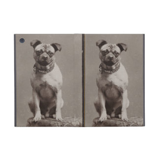 Vintage Dog iPad Mini Cover