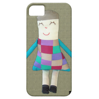 Vintage Doll Ashley iPhone 5 Case-Mate Case