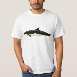 Vintage Dolphins Delphinus Tursio, Marine Mammals T-Shirt
