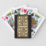 Vintage Dominoes double-six domino tile Poker Deck