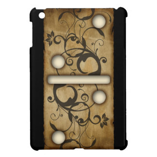 Vintage Dominoes double-two domino tile Cover For The iPad Mini