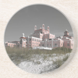 Vintage Don CeSar Drink Coaster