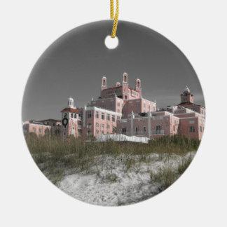 Vintage Don CeSar Christmas Ornament