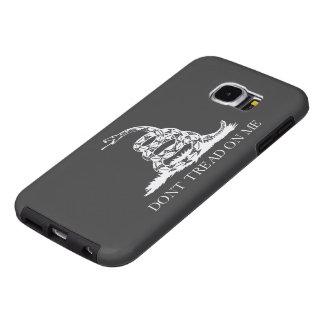 Vintage Don't Tread On Me Gadsden Flag Samsung Galaxy S6 Case
