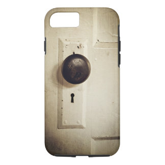 Vintage Door and Knob iPhone 8/7 Case