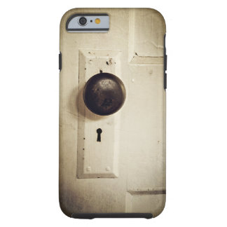 Vintage Door and Knob Tough iPhone 6 Case