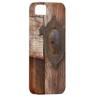 Vintage - Door Plate iPhone 5 Case
