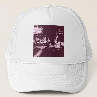 Vintage Downtown Las Vegas Trucker Hat