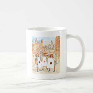 Vintage Drawing: Ace Knights Coffee Mug