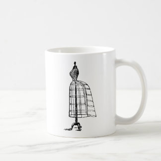 Vintage Dress Form Coffee Mug
