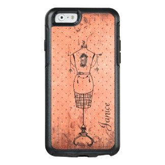 Vintage Dressmaker OtterBox iPhone 6/6s Case